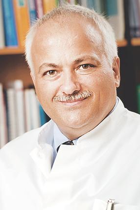Проф. др. мед. Михаель Хаудэ